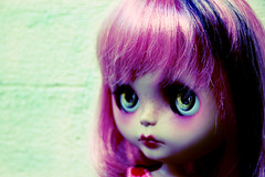 Amaroki (howlita) Tags: snowflake friends girl doll with cinnamon blythe custom takara sonata muñeca scalp