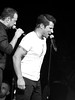 Nick Lachey & Justin Jeffre (amyshaped) Tags: dallas nick 98 americanairlinescenter degrees lachey canonsx50 thepackagetour