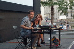 "Mirjam Unger und Gerald Votava am Karlsplatz • <a style=""font-size:0.8em;"" href=""http://www.flickr.com/photos/39658218@N03/9331990199/"" target=""_blank"">View on Flickr</a>"