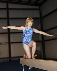Abelow, Rivka balance beam (abelow) Tags: girl beam gymnastics balance canon2470lens kidsnmotion canon5dmarkll abelowrivka