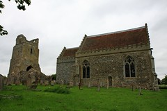 Church of St Mary, Barningham Winter, Norfolk (Brokentaco) Tags: church norfolk england eastanglia village uk unitedkingdom parish fens medieval churches
