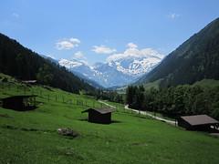 View of south end of Fusch Valley (Ari_Sarah_Erik_Leifur) Tags: mountain austria ferleiten fuscherkarkopf sonnenwelleck