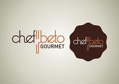 Logotipo Chef Beto (leollomba) Tags: logo design label gourmet chef branding logotipo logotype