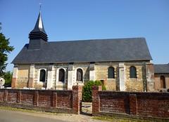 Saint-Ouen Duranville (stanzebla) Tags: 17thcentury churches kirchen 17jahrhundert glisesaintouendeduranville