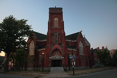 "Prospect Avenue Baptist Church • <a style=""font-size:0.8em;"" href=""http://www.flickr.com/photos/59137086@N08/9641234708/"" target=""_blank"">View on Flickr</a>"