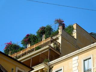 Rome: Balcony