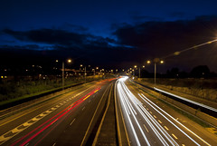 Sunday evening traffic-1.jpg (Jacko004) Tags: light evening october traffic trails elements m50 2013 nikond3000
