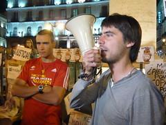 SI SE PUEDE 18O#241 (Jül2001) Tags: protest revolution revolución politica puertadelsol 15m manifestaciones protestas spanishrevolution 15mayo huelgadehambre movimientossociales indignados acampadasol actoreivindicativa motivosdealex motivosdejorge