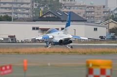 JASDF Blue Impulse T-4 (ta152eagle) Tags: t4 jasdf