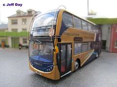YN63BXA (jeff.day48) Tags: scania adl code3 15932 modelbus enviro400 n230ud stagecoachgold stagecoachsouthwest yn63bxa