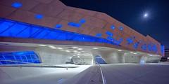 DE | Wolfsburg | Phaeno (jan.martin) Tags: leica architecture de concrete deutschland arquitectura wide architektur 12mm ultra wolfsburg architectuur beton arkitektur archi heliar zaha hadid zahahadid niedersachsen phaeno ultrawideheliar leicam voigtnder