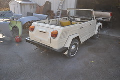 "1973 VW Thing • <a style=""font-size:0.8em;"" href=""http://www.flickr.com/photos/85572005@N00/11212049744/"" target=""_blank"">View on Flickr</a>"