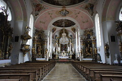 Oberammergau interior