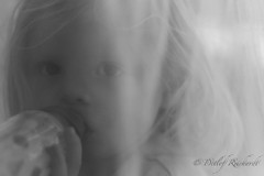 childhood (D.Reichardt) Tags: portrait bw childhood germany eyes europe child dream blurred hazy