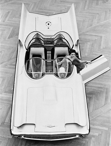 1955 Futura Concept (UK)
