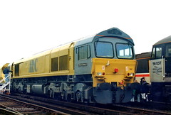 Class 59  59102 Village of Whatley (Banchango) Tags: arc 1992 class59 opendays ashfordworks ashfordchartleacon