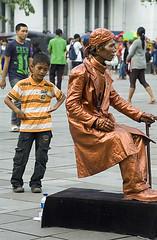 Levitation (Tempo Dulu) Tags: indonesia levitation jakarta batavia dailylife kota