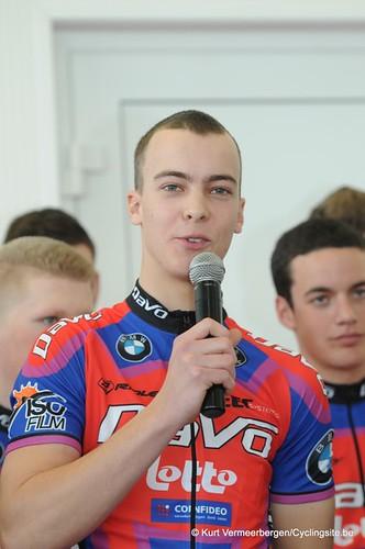 Ploegvoorstelling Davo Cycling Team (120)