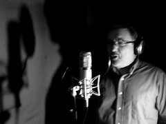 two (maj488/mike) Tags: music rock studio drums gospel recording vocal