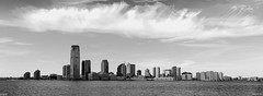 Jersey City March Afternoon (Wallace Flores) Tags: nyc panorama newjersey nikon jerseycity newyorkstate batteryparkcity lowermanhattan d3s