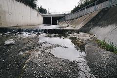 Dried Out Creek (ebumpkin86) Tags: urban pentax gritty mountainview lanscape stevenscreektrail ebumpkin86