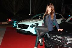 1-Citycar Sur presenta los nuevos Mercedes-Benz Clase C y GLA con la espectacular actuación de Nancys Rubias