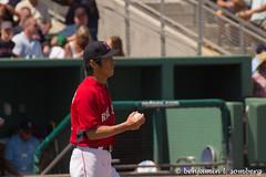 Koji Uehara (bsomberg) Tags: sports baseball redsox pitcher springtraining fortmyers kojiuehara jetbluepark