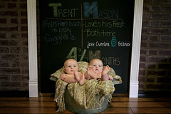 Twins 4 Months 13 (jess.cumbie) Tags: twinboys twinsphotography jacksonvillefamilyphotography