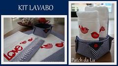 Kit lavabo (Patch da Lu) Tags: