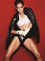 Jennifer Lopez. Los Ángeles, 2011. V Magazine. -® Mario Testino