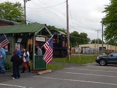 Catskill Mountain Railroad ALCo RS-1 #401 (Trackside Gorilla) Tags: alco kingstonnewyork rs1 catskillmountainrailroad