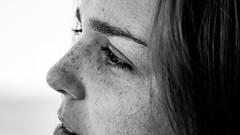 2013-08-19-IMG_2119 (mariangelalocantore) Tags: portrait blackandwhite bw eye blancoynegro ojo retrato bn ritratto occhio biancoenero