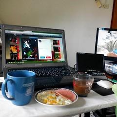 ตื่นเช้าดู socialcam ไปดูดคลิปไปอัพยูทูบ :)