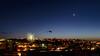 Fireworks in El Kerak (Jordan)