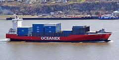 Oceanex Avalon (Jacques Trempe 2,800K hits - Merci-Thanks) Tags: river ship quebec stlawrence stlaurent avalon fleuve navire oceanex
