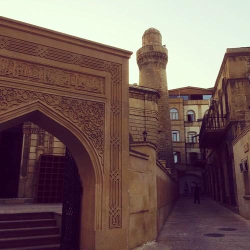 Mosque #Baku