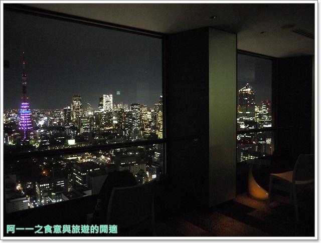 東京景點夜景世界貿易大樓40樓瞭望台seasidetop東京鐵塔image026