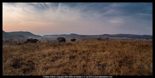 Olympus Mini Safari At Nambiti