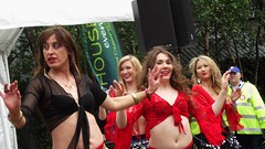 Edinburgh Canal Festival 2015 - belly dancers 06 (byronv2) Tags: woman sexy festival scotland canal dance breasts edinburgh tits dancing boobs candid stage bellydancer dancer belly tummy cleavage performers performer bellydancing peoplewatching unioncanal downblouse edimbourg lochrinbasin canalfestival edinburghcanalfestival edinburghcanalfestival2015 canalfestival2015