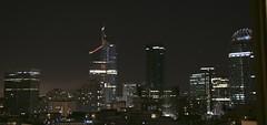 La Défense by night (7630) (cfalguiere) Tags: night hautsdeseine iledefrance skyline tourcb21 tourd2 tourfirst tourneptune ladéfense cityscape france skyscraper gratteciel esplanadenord nuit datepub2015q308 contemporaryarchitecture