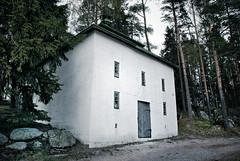 (Sameli) Tags: old building architecture espoo suomi finland