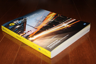 My photo was selected to be printed on the cover of this year's local Yellow Pages phone book directory :)