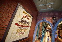 An Excursion to Remember (DLP-Photos by NKA-Photo.com) Tags: street railroad usa paris france poster mainstreet disneyland main arcade disney discovery eurodisney dl dlr disneylandparis dlp mainstreetusa disneyparis msusa disneyparks disneyphotos discoveryarcade dlparis disneyparcs disneyside