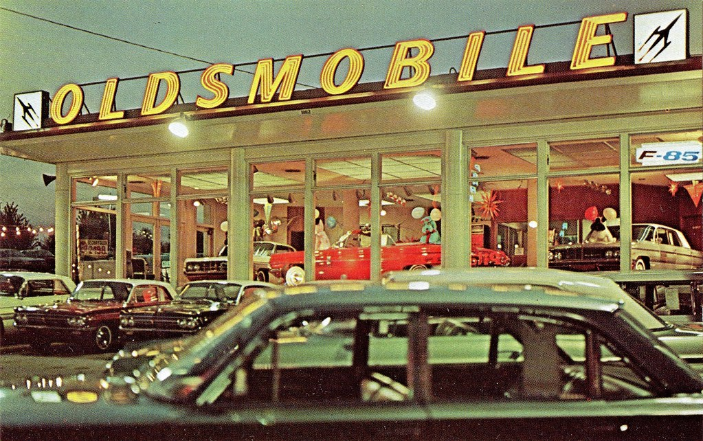 The World 39 S Best Photos Of Oldsmobile And Showroom