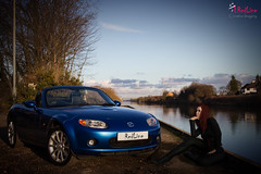 Adaline NC Latchford Locks 1b 201702 (RedLine Creative Imagery) Tags: adaline blue car daz3d latchford locks mx5 mazda water composite location