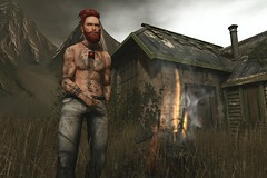 † 911 † (Nospherato Destiny) Tags: ad bodymod bodyfy doux smposes tmd secondlife sl avatar tattoo malefashion