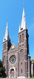 Duinkerke Frankrijk (08) Eglise Saint-Martin - In Explore op 18-03-2017 # 053
