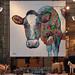 Cow in art