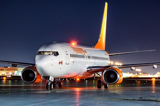 C-FTOH Sunwing Airlines Boeing 737-800 - cn 29647 / 2865
