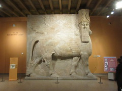 IMG_4325 (clare_and_ben) Tags: 2017 hydepark chicago illinois museum orientalinstitute dursharrukin khorsabad assyria assyrian sargon sargonii lamassu
